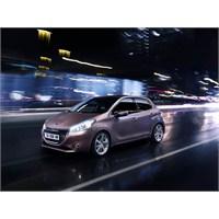 Peugeot 208 5 Yıldız Aldı!