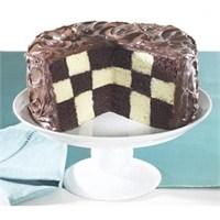 Damalı Kek