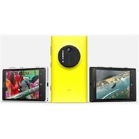 Nokia'nın Yeni Lumia'sı 1020 Tanıtıldı...