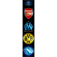 Arsenal'in Şampiyonlar Ligi'ndeki Rakipleri