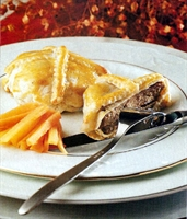 Milföyde Biftek(mantar Soteli)