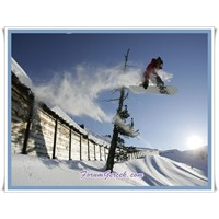 Snowboard Nasıl Yapılır?