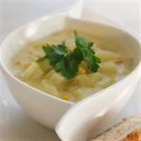Mantarlı Patates Çorbası