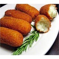 Patates Kroket Yapılışı