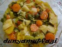 Portakkalı Kereviz ( Saglık Deposu )