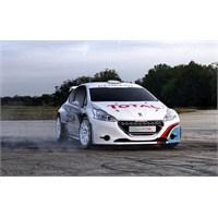 Peugeot Sport 2013'e Güçlü Giriyor...