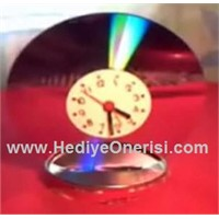 Cd Saat Yapımı