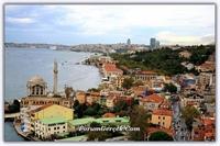 İstanbul Boğazının Tarihi Semti - Ortaköy (beşikta