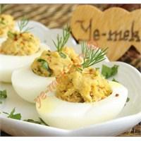Yumurta Dolması (Resimli)