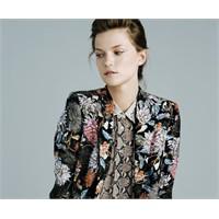 Zara'dan Desenli Sonbahar