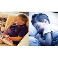 Az Uyuyan Çocuklar Obez Oluyor