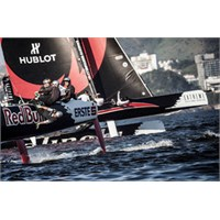 Extreme Sailing Serie 2013