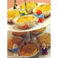 Fındıklı Ve Tarçınlı Kolay Muffin