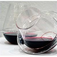 Satürn Şarap Kadehi