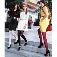 Penti 2012-2013 Sonbahar Kış Çorap Modelleri