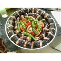K.Maraş Usulu Patlıcan Kebabı Tarifi