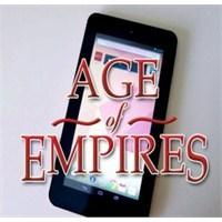 Age Of Empires İos Dünyasına Geliyor!