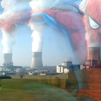 Nükleer Yanlısı Süper Kahramanlar..