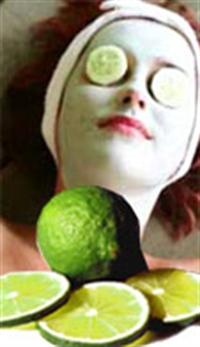 Cilt İçin Limon Peelingi