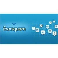 Foursquare'de Check-in Sonrası Reklamları