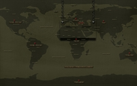 Askeri Wallpaper - Military Earth Map Wallpaper Tu