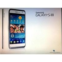 Samsung Galaxy S3 Geliyor!