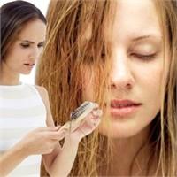 Saç Bakımı İçin Hazırlanması Kolay Kürler