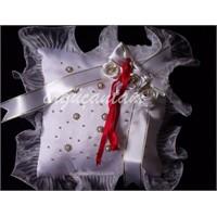 Yüzük Yastiği (1) (Pillow Ring)