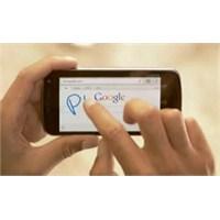 Google'da Türkçe El Yazısı İle Kelime Aratma Mobil