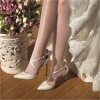 2013 İnci Gelin Ayakkabısı Modelleri