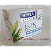 Nivea Pure&natural Nemlendirici Gündüz Kremi