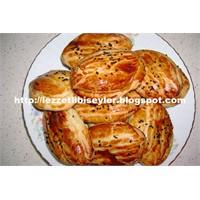 Pastaneden Nefis Mahlepli Poğaça