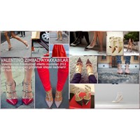 Valentino Zımbalı Ayakkabı Modelleri