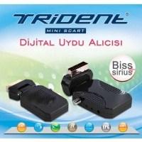 Trident Mini Scart Ve Trident Mini Uydu Alıcısı Öz