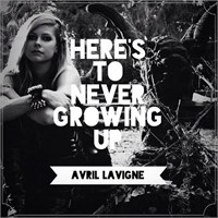 Avril Lavigne'in Yenisi Here's To Never Growing Up