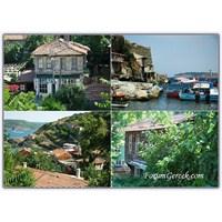 Boğazın Karadeniz'e Açılan Yalnız Köyü | Garipçe