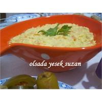 Havuçla Kereviz Salatası