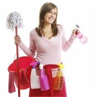 Evdeki Temizlikte Kısırlık Tehlikesi