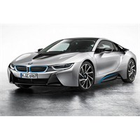 Bmw'den Elektrikli Spor Otomobil: İ8
