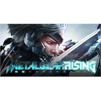 Metal Gear Rising: Revengeance Oynayış Videosu