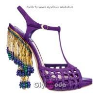 Farklı Tasarımlarda Ayakkabı Modelleri