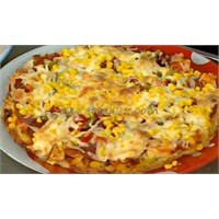 Patates Pizzası Yapılışı