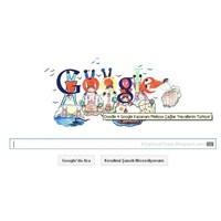 Doodle: Melissa'nın Logosu Google Sayfasında!