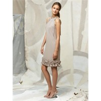 Lela Rose Bridemaids Elbiseleri