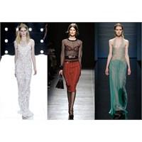 2013 İlkbahar Yaz Moda Trendleri Neler?