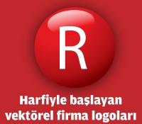 R Harfiyle Başlayan Vektörel Logolar