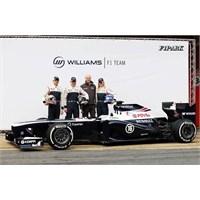 2013 Sezonunun Son Aracı Williams Fw35 Tanıtıldı
