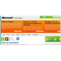 Microsoft Türkiye Blog'u Açıldı!