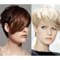 2012- Kısa Saç Modelleri