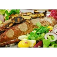 Fırında Ton Balığı